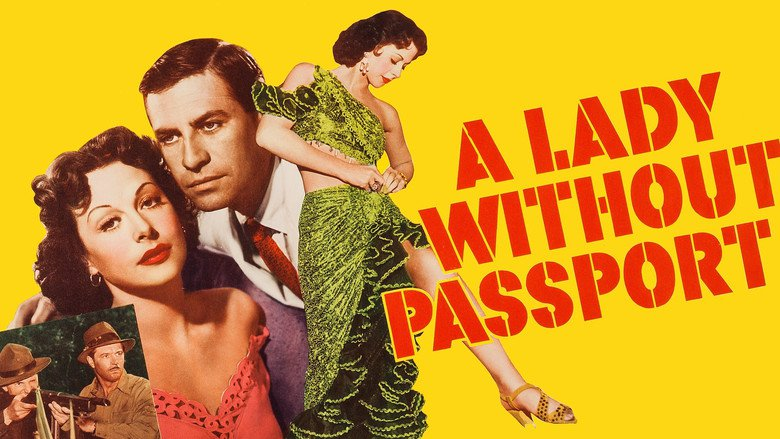 Lady Without Passport, A